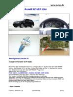 Landrover Range Rover 2006