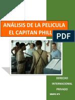 Analisis de La Pelicula Capitan Phillips