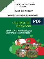 Manzano GUIA DE CULTIVO PODA Y CONDUCCION