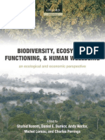 Libro - Biodiversity, Ecosystem Functioning and Human Wellbeing