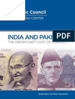 India and Pakistan Opportunity Cost of Conflict Web