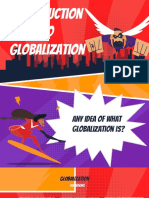 Intro to Globalization