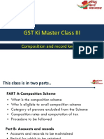 Concepts of GST Composition and Record Keeping(i20177803) (1)