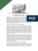 Las Reformas de La Hacienda Municipal Venezolana