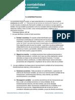 U1. Postulados Basicos de La Contabilidad Financiera