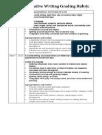 CW Grading Rubric (1)