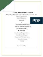 Leave Management System 2