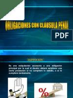 317975964 Obligaciones Con Clausula Penal Exposicion