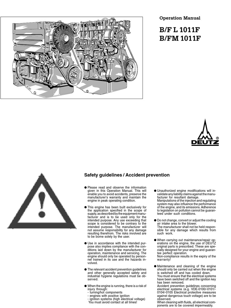... 1011 deutz internal combustion engine motor oil Wiring-Diagram Internal  Regulator Alternator Deutz Engine Wiring