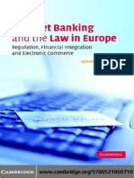 Apostolos Ath. Gkoutzinis - Internet Banking and the Law in Europe_ Regulation, Financial Integration and Electronic Commerce-Cambridge University Press (2006)