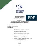 Informe 8 Final espectroscopia molecular UV-vis
