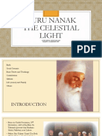 Dhan Guru Nanak -Presentation