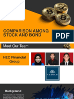 Return and Risk Comparison of Bonds and Stock Issued by PT. Adhi Karya, Tbk.
