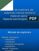 56.Tehnici de Explorare Ale Sistemului Nervos Central Si