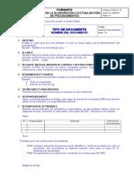 G-SGC-F-14 VE01 Modelo Para La Elaboracion de Procedimientos (8)