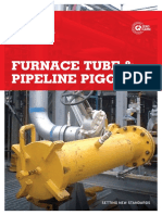 Furnace Tube Pipeline Pigging
