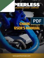 Chain user's manual