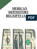 American Depository Receipts [Adr]