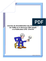 Document Sensibilisation Sur New CDP