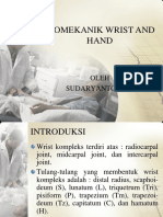 BIOMEKANIK WRIST AND HAND.ppt