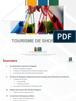Tourisme de Shopping