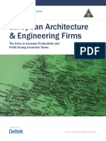 Benchmark Your Business Against Engineering Firms Across Europe