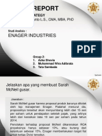 Corporate Strategy Case Study Enager- Group 2