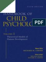 191513257 Handbook of Child Psychology v 1 200