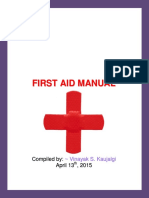 First Aid Manual Rev 0