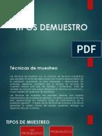 Técnicas de muestreo.pptx