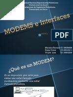 Modems e Interfaces