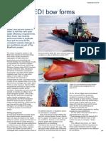 Arctic Passion News 2 2018 Testing-EEDI-bow-Forms