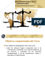 Derecho Constitucional II Para Clases