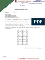 Ib Coding Questions SL Chapter 4