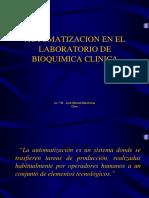 2 Automatizacion en El Laboratorio de Bioquimica Clinica