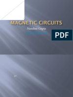 magnetic circuits theory