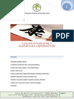 ACUPUNTURA & MOXIBUSTIÓN Cursos CENTRO DAO Malaga