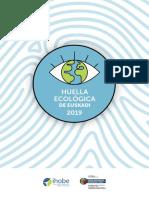 Huella Ecologica Euskadi