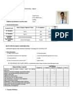 Swapnil Update Resume2