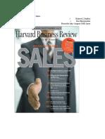A Portfolio Approach to Sales