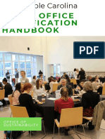 Green Certification Handbook