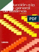 LIBRO Introduccion a La Teoria General De Sistemas (Oscar Johansen).pdf