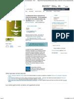 La Démarche d'Une Recherche en Sciences Humaines. - De La Question de Départ à La Communication Des Résultats - François Dépelteau - Livres