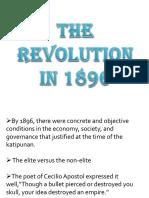 1 Revolution in 1896