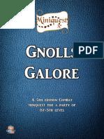 gnolls galore