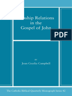 42. Kinship Relations in the Gospel of John Catholic b
