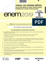 Prova Teste do ENEM 2018 - Simuladão Nacional.pdf