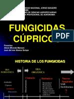 fungicidas cupricos
