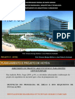 Aula Hotel_ Programa de Necessidades
