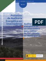 Auditoria Energetica Invernaderos